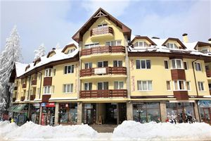 Hotel ROYAL PLAZA BOROVETS