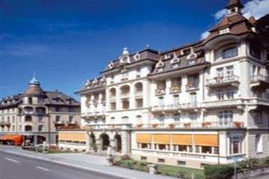 Hotel ROYAL ST. GEORGES INTERLAKEN