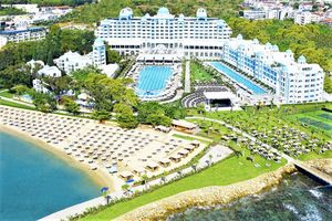 Hotel RUBI PLATINUM SPA RESORT AND SUITES ALANYA