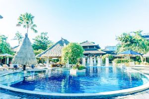 Hotel Rama Beach Resort and Villas LEGIAN