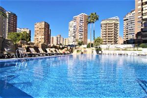 Hotel SANDOS MONACO BEACH AND SPA Benidorm