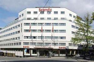 Hotel SCANDIC EDDERKOPPEN OSLO