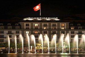 Hotel SCHWEIZERHOF LUCERNA