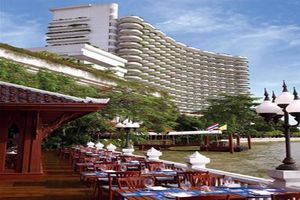 Hotel SHANGRI LA  BANGKOK