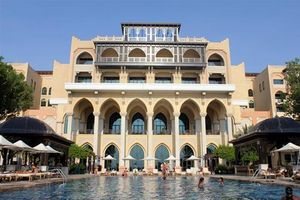 Hotel SHANGRI LA QARYAT AL BERI ABU DHABI
