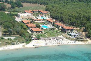 Hotel SIMANTRO BEACH HALKIDIKI