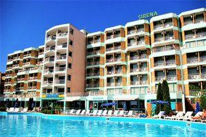Hotel SIRENA SUNNY BEACH