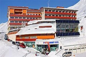 Hotel SKI UND GOLF RESORT RIML OTZTAL
