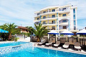 Hotel SPA HOTEL MONTEFILA ULCINJ