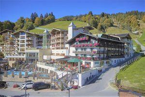 Hotel STAMMHAUS WOLF IM HOTEL ALPINE PALACE SAALBACH HINTERGLEMM