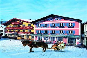 Hotel SUNSHINE SEHNSUCHTSWELT ROTHER OCHS SALZBURG LAND