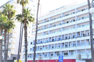 Hotel Sun Hall Beach Hotel Apartments LARNACA