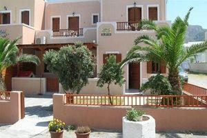 Hotel TARELLIS STUDIOS SANTORINI