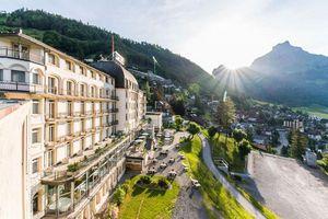 Hotel TERRACE Engelberg