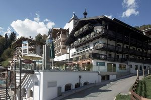 Hotel THE ALPINE PALACE NEW BALANCE LUXUS RESORT SAALBACH HINTERGLEMM