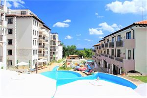 Hotel THE CLIFF BEACH AND SPA OBZOR