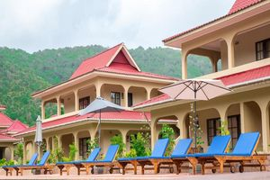 Hotel THE OASIS RESTAURANT & SPA PRASLIN