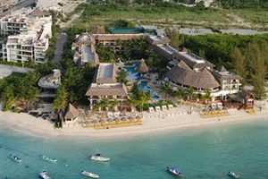 Hotel THE REEF COCO BEACH PLAYA DEL CARMEN