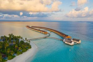 Hotel THE STANDARD, HURUVALHI MALDIVES RAA ATOLL