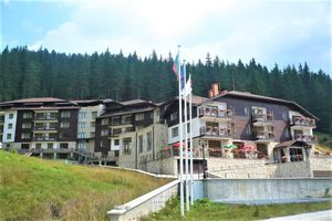 Hotel THE STREAM RESORT PAMPOROVO