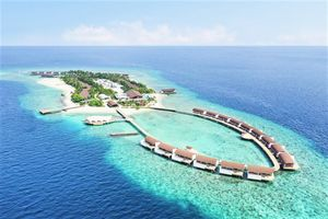 Hotel THE WESTIN MALDIVES MIRIANDHOO RESORT BAA ATOLL