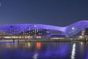 Hotel THE YAS ABU DHABI