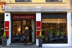 Hotel THON ASTORIA OSLO
