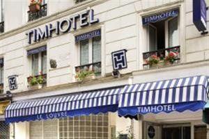 Hotel TIMHOTEL LOUVRE PARIS