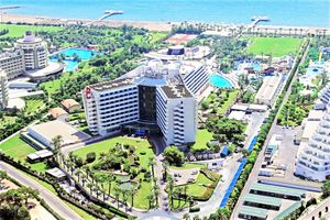Hotel TITANIC BEACH & RESORT ANTALYA