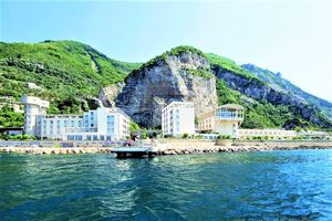 Hotel TOWERS STABIAE SORRENTO COAST INSULA ISCHIA