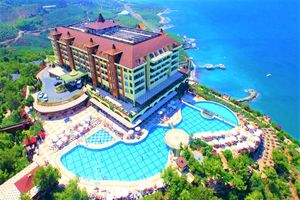 Hotel UTOPIA WORLD ALANYA