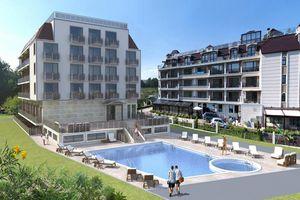 Hotel VERAMAR BEACH KRANEVO