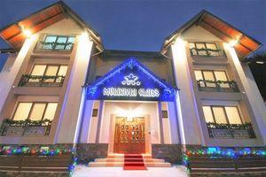 Hotel VILA MOLDAVIA CLASS Slanic Moldova