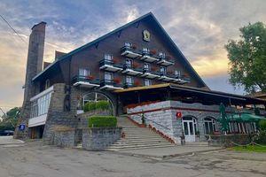 Hotel VILA URSUL NEGRU SOVATA