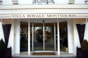 Hotel VILLA ROYALE MONTSOURIS PARIS