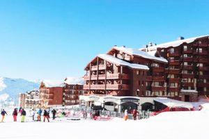 Hotel VILLAGE MONTANA Trois Vallees