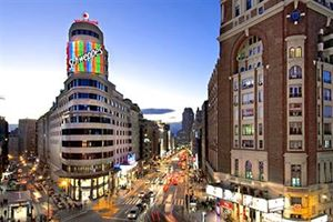 Hotel VINCCI CAPITOL MADRID