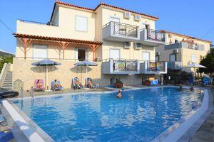 Hotel VIRGINIA STUDIOS Lesbos