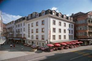 Hotel WEISSES KREUZ INTERLAKEN