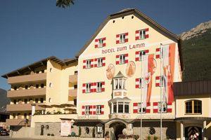 Hotel ZUM LAMM TIROL