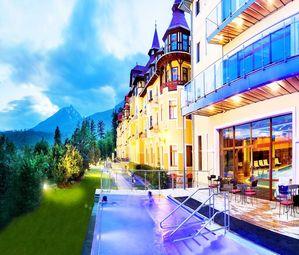Sejur Tatranská Lomnica 2021 | 3 Hoteluri