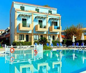 Hoteluri vizitate ZAKYNTHOS