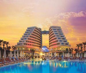 Hoteluri vizitate ANTALYA