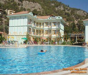 Poze Hotel DORIAN FETHIYE TURCIA