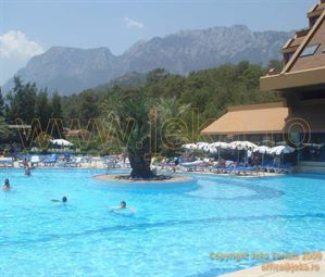 Poze Hotel JUSTINIANO GRAND KEMER