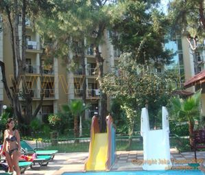 Poze Hotel KAPLAN PARADISE KEMER TURCIA