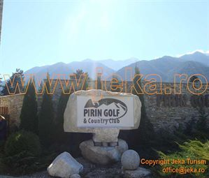 Poze PIRIN GOLF AND COUNTRY CLUB BANSKO
