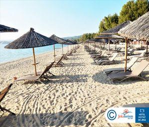 Poze PORTO CARRAS MELITON BEACH 8