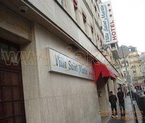 Poze VILLA SAINT MARTIN PARIS
