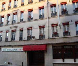 Hoteluri vizitate PARIS
